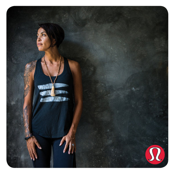 Lululemon Love Tank in Black