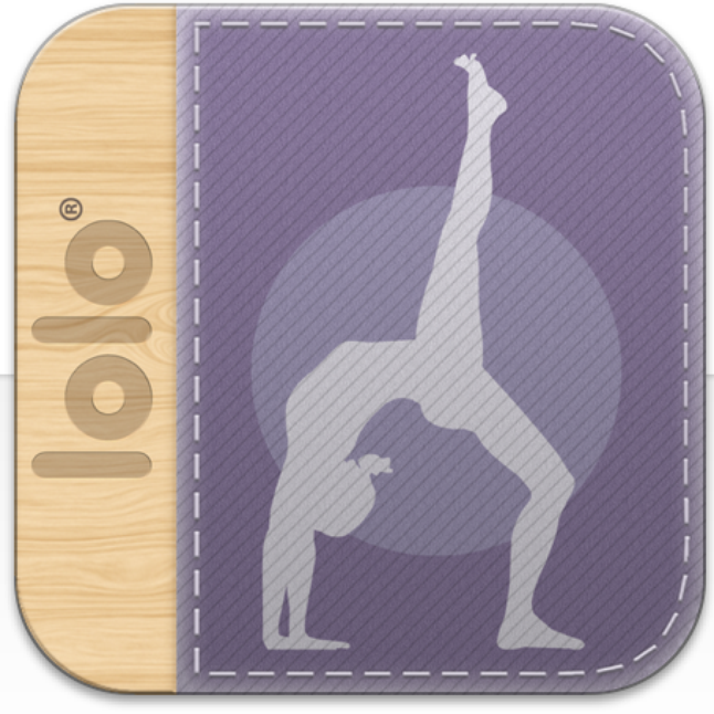 Yoga with Janet Stone iPhone App from Lolo (link)