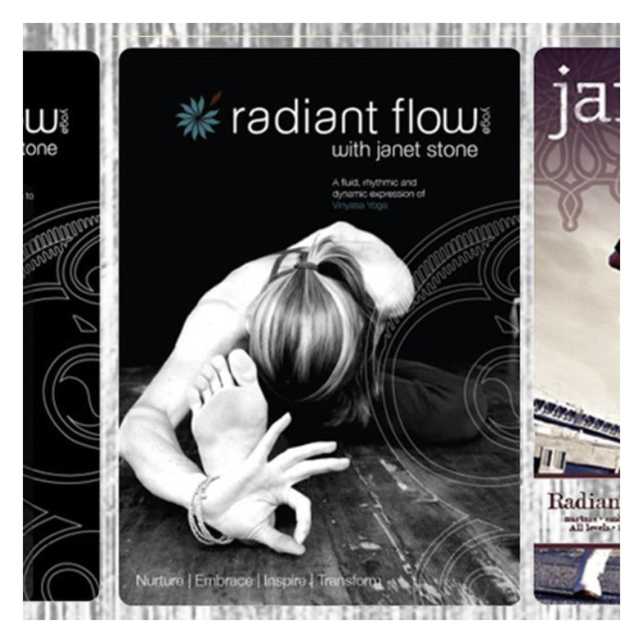 Practice Trio Collection: Mellow Flow, Radiant Mom Yoga & Radiant Flow