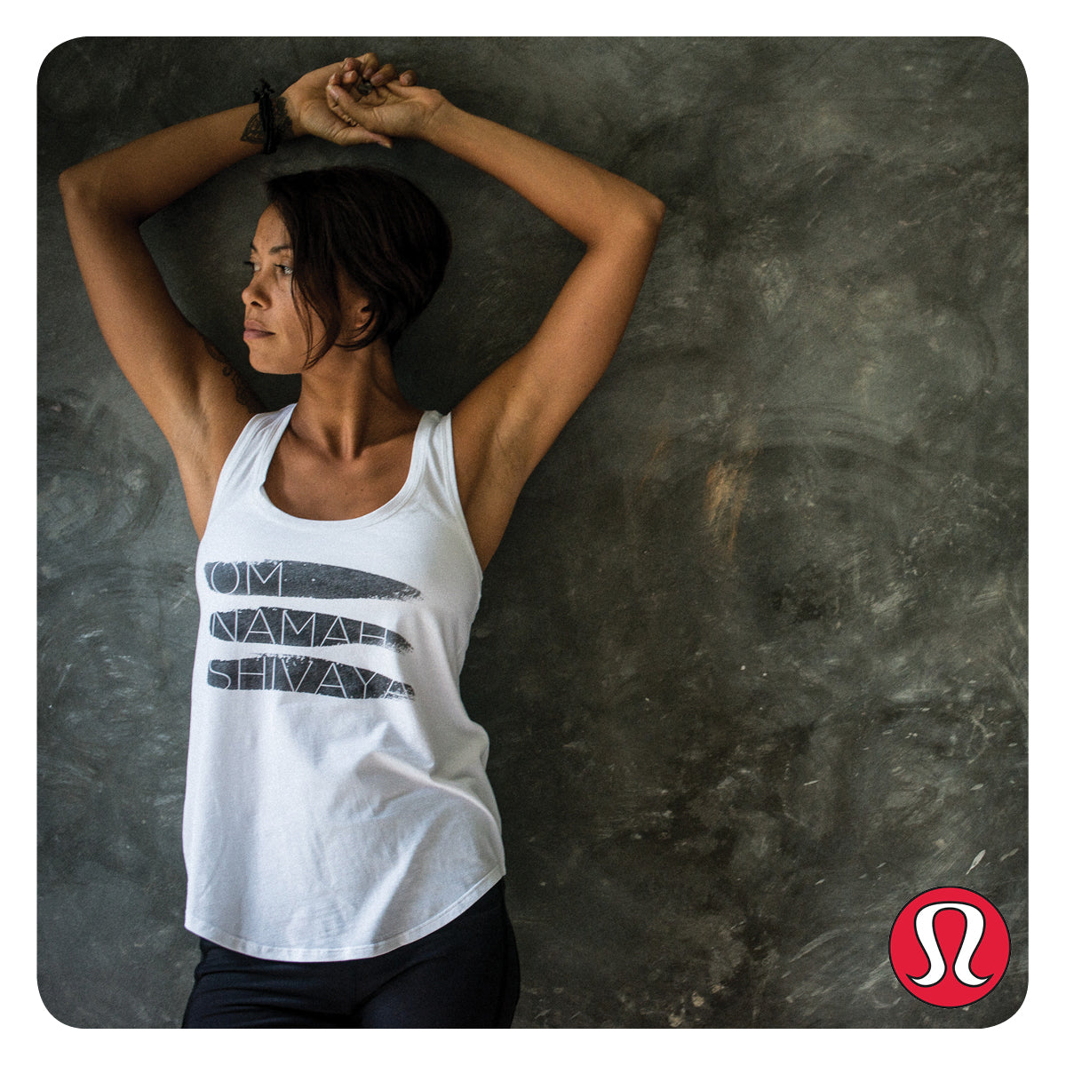 Lululemon Love Tank II in White