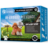 InGround Fence (Platinum 1000 Feet)