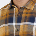 Load image into Gallery viewer, MULTI CHECKS TWILL SHIRT