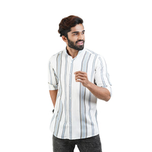 STRIPED DESIGNER SHIRT