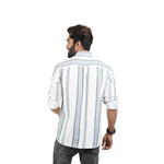 Load image into Gallery viewer, STRIPED DESIGNER SHIRT