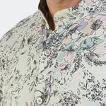 Load image into Gallery viewer, GREEN FLOWRA PRINT SHIRT