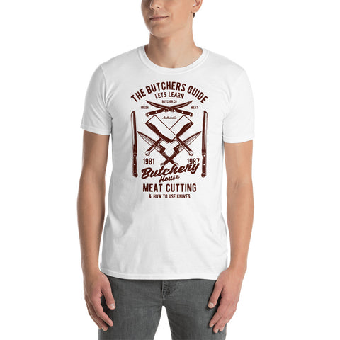 The Butchers Guide Short-Sleeve Unisex T-Shirt