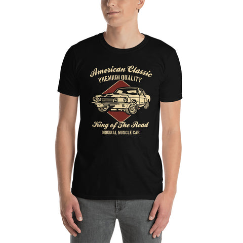 King of the Road Short-Sleeve Unisex T-Shirt