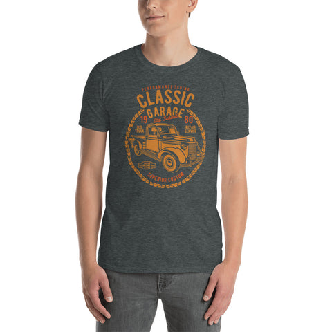 Classic Garage Short-Sleeve Unisex T-Shirt
