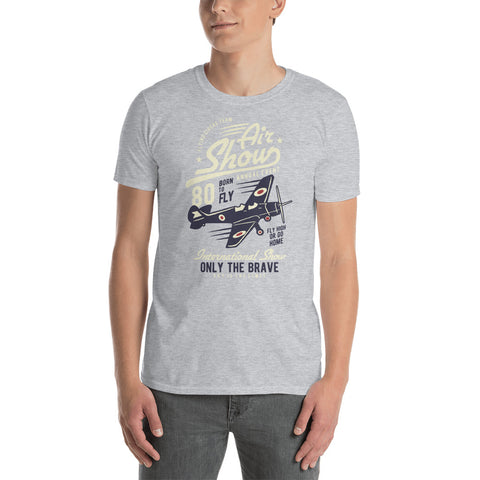 Air Show Short-Sleeve Unisex T-Shirt