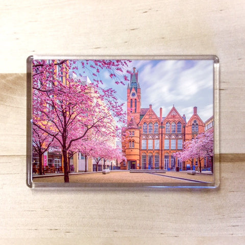 Ikon Gallery Magnet - Blue Phoenix City Products Uk