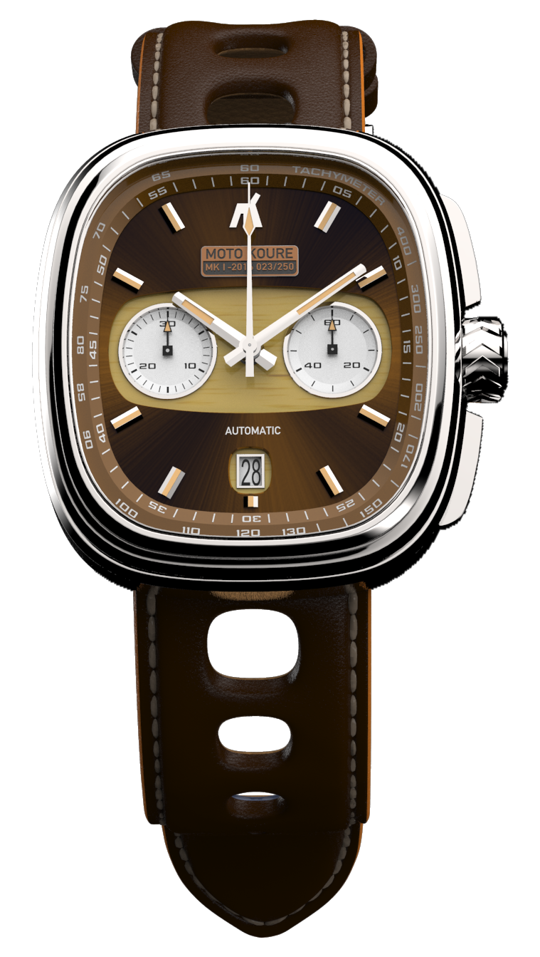 MK I Mechanical - Brown