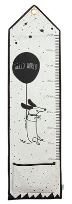 HELLO WORLD - MEASURING BOARD