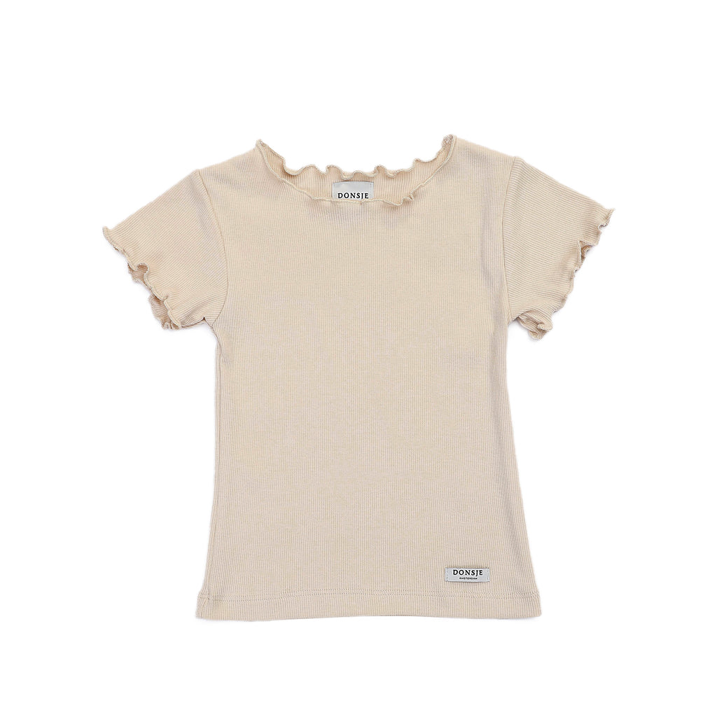 Eloise Shirt Frosted Cream