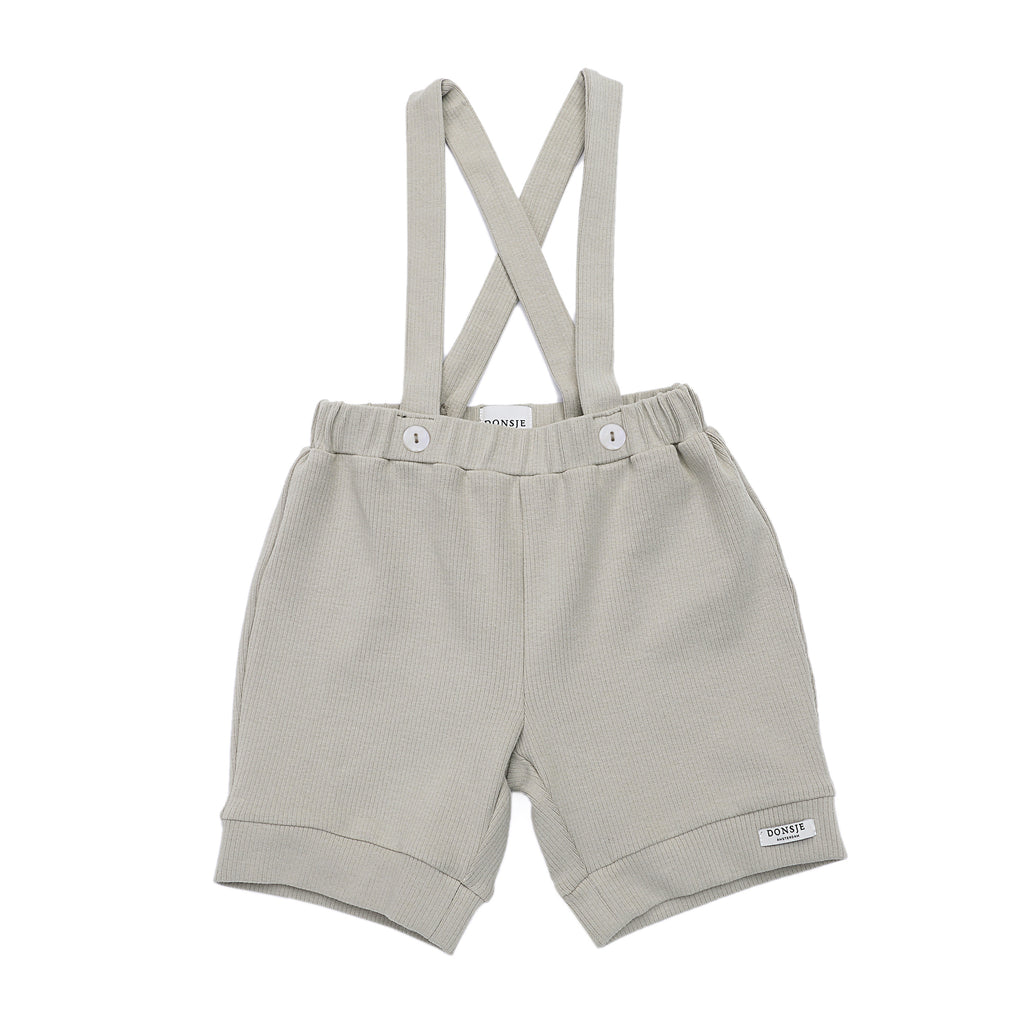 Abel Shorts Mint Beige