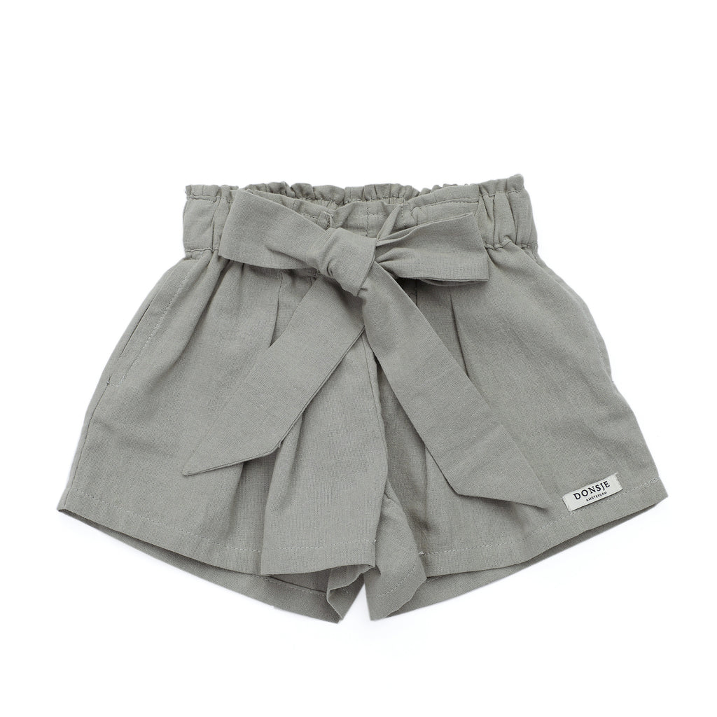 Willa Shorts Frosted Grey