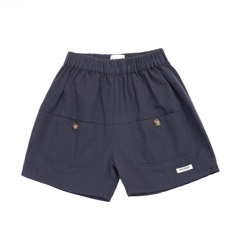 Kenneth Shorts Faded Navy
