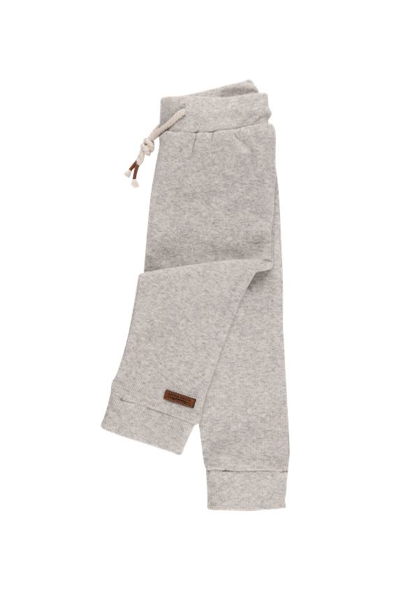 Baby Trousers Grey Melange