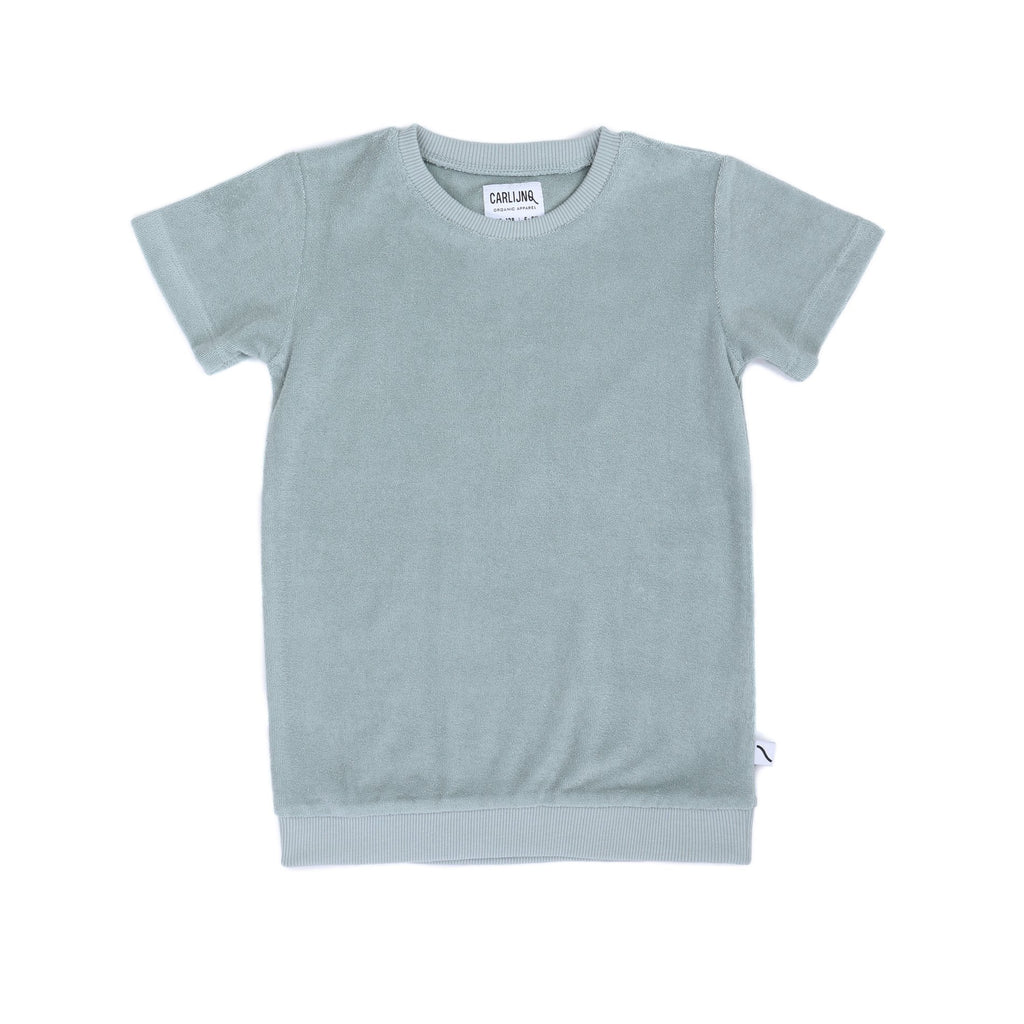 BASICS - SWEATER SHORTSLEEVE Arona