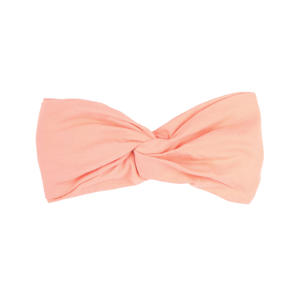 PINK- TWISTED HEADBAND