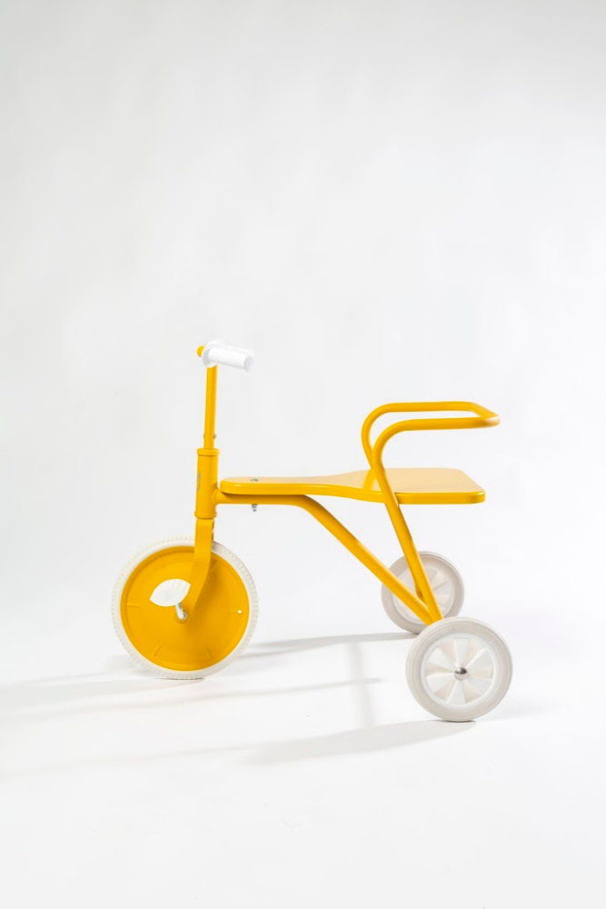 Tricycle Sunny Yellow
