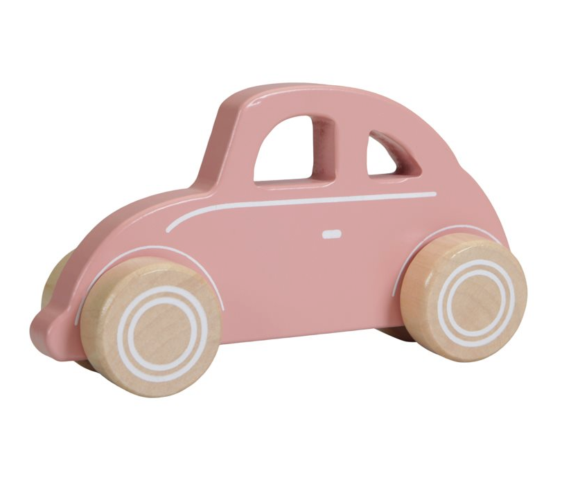 New Pink Car