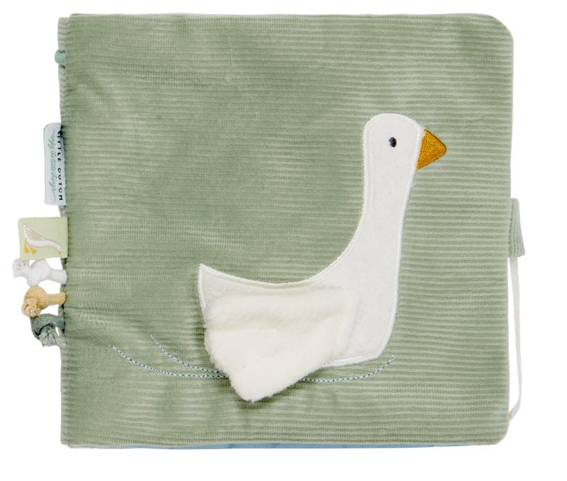 Soft Activity Book Little Goose