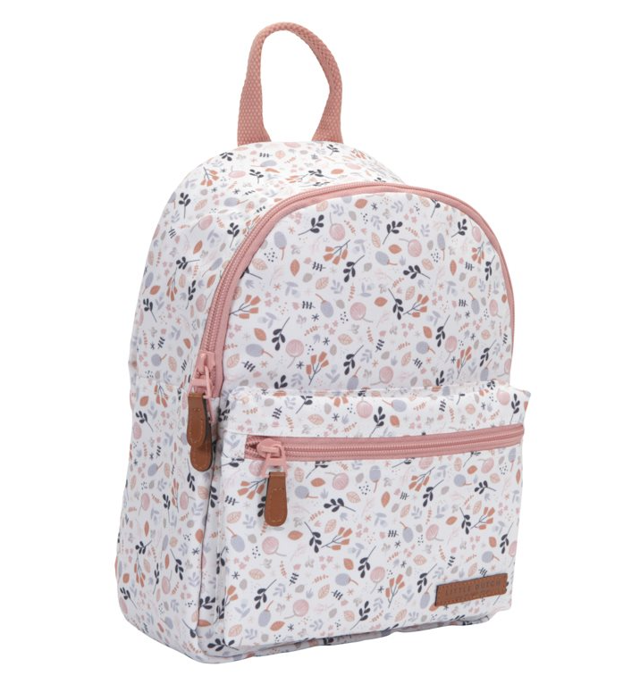 Backpack Spring Flowers