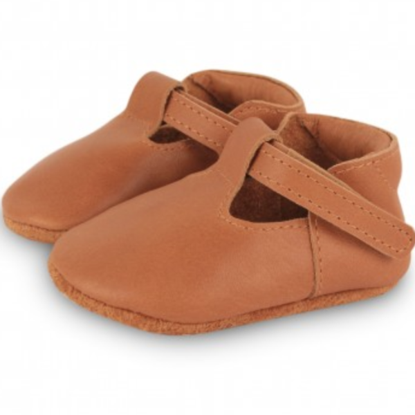 ELIA Shoe Camel Classic Leather
