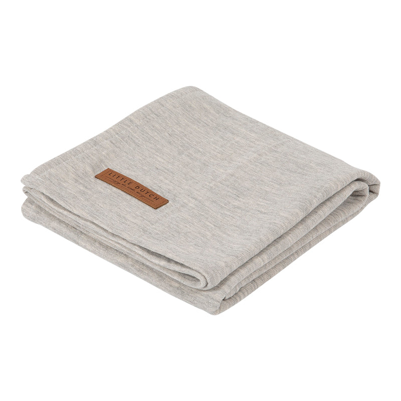 Swaddle Pure Grey 120x120cm