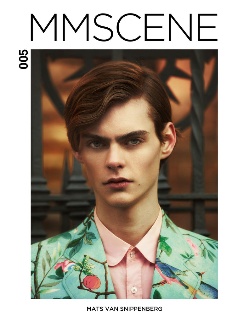MMSCENE #005 April 2016 - DIGITAL