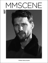 MMSCENE MAGAZINE  JUNE 2016 - TOMAS SKOLOUDIK