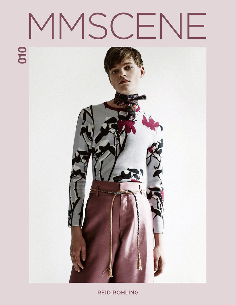 MMSCENE ISSUE 010 - SEPTEMBER 2016 - REID ROHLING