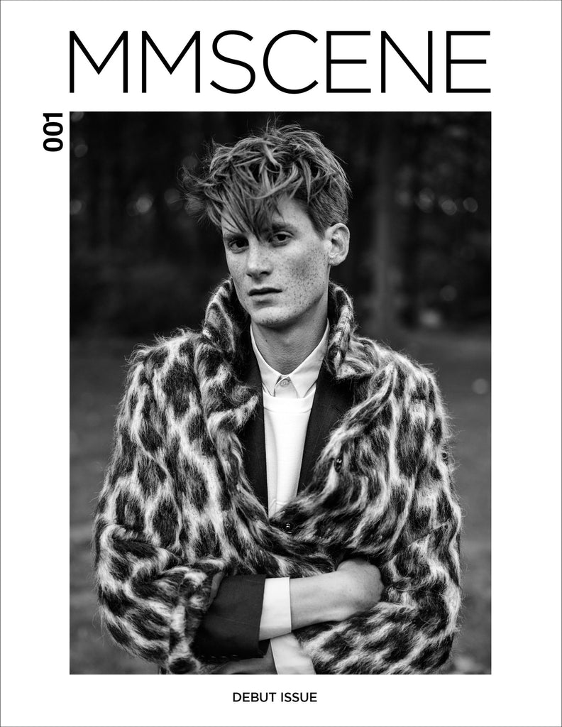MMSCENE #001 December 2015 - DIGITAL