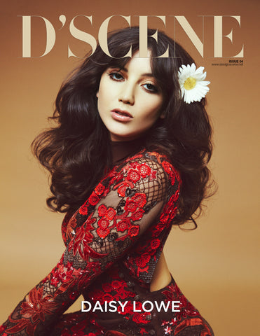 D'SCENE #004 WINTER 2015.16 ISSUE