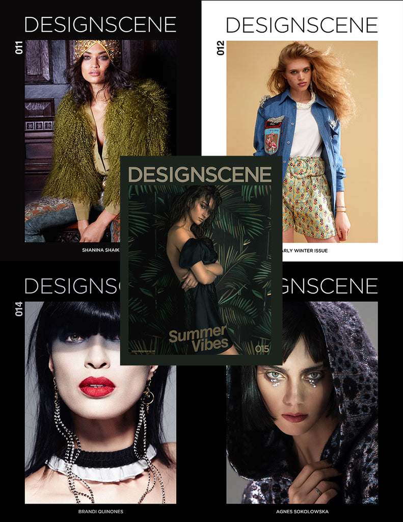 DESIGN SCENE BUNDLE (ISSUES 11-15)