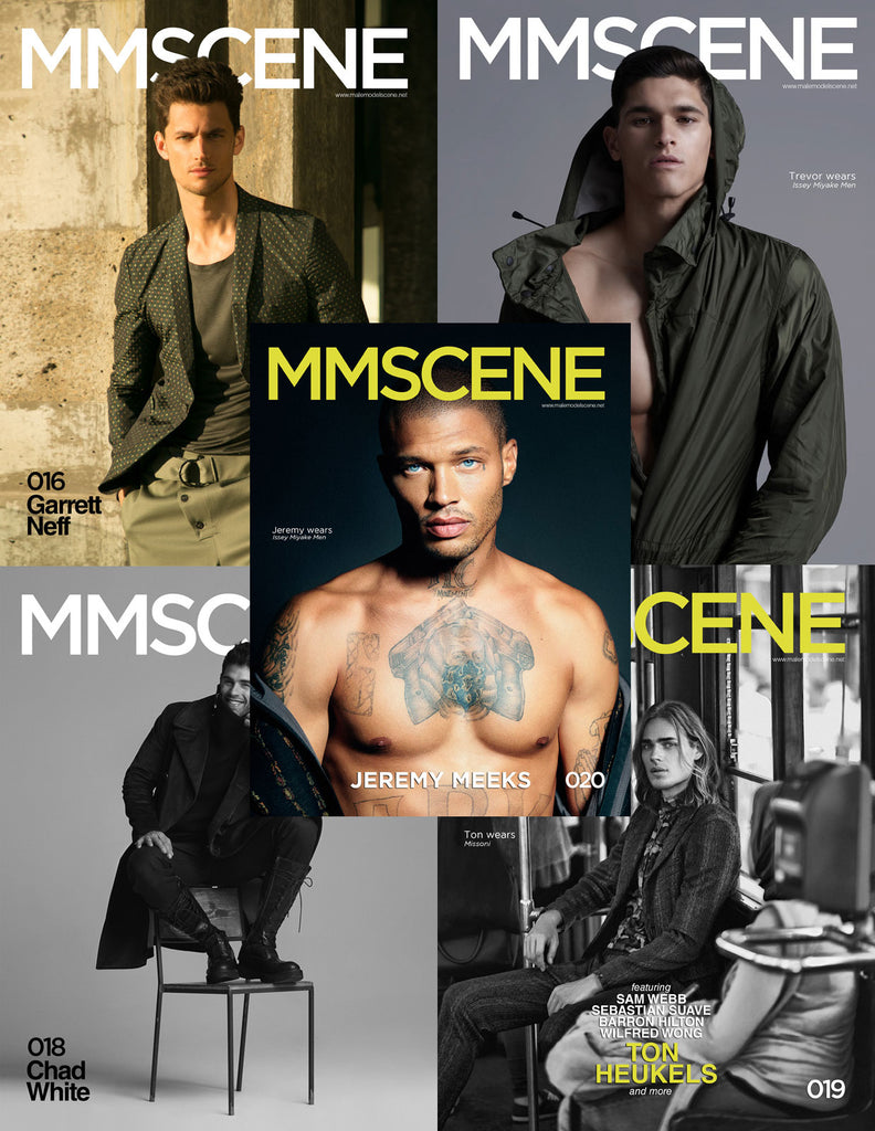 MMSCENE BUNDLE (ISSUES 16-20)