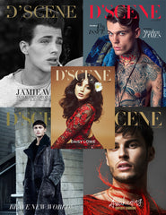 D'SCENE BUNDLE (5 ISSUES)