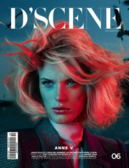 D'SCENE #006 FEATURING ANNE V