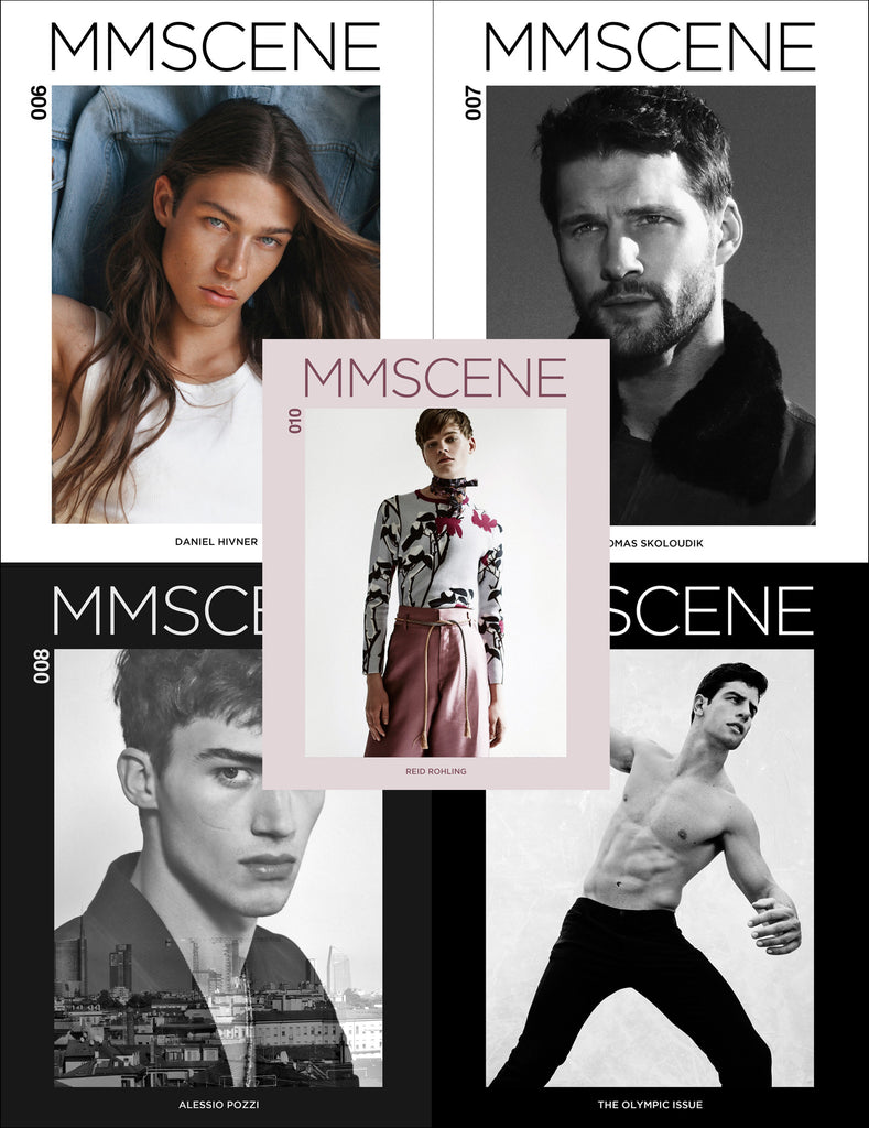 MMSCENE BUNDLE (ISSUES 6-10)