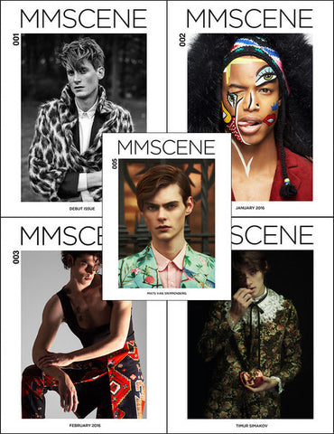 MMSCENE BUNDLE (ISSUES 1-5)