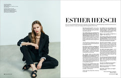 DESIGN SCENE - SUMMER 2019 - ESTHER HEESCH - ISSUE 31