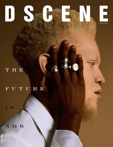 #PRE-ORDER: DSCENE MAGAZINE ISSUE #013 - THE FUTURE IS NOW - DIGITAL COPY