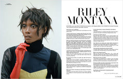 RILEY MONTANA FOR D'SCENE MAGAZINE DEFIANT! ISSUE #008