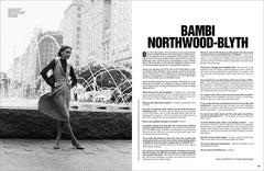 BAMBI NORTHWOOD BLYTH FOR DSCENE MAGAZINE ISSUE #012 - DIGITAL COPY