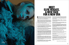 ELFIE REIGATE FOR DSCENE MAGAZINE ISSUE #012 - DIGITAL COPY