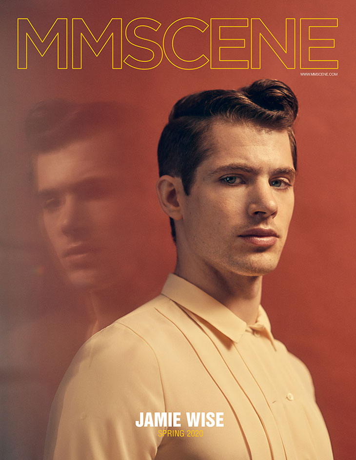 JAMIE WISE FOR MMSCENE ISSUE 034 - DIGITAL EDITION