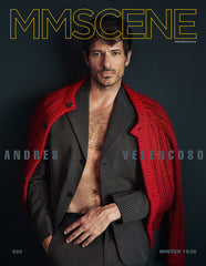 MMSCENE #033 STARRING ANDRES VELENCOSO - DIGITAL EDITION
