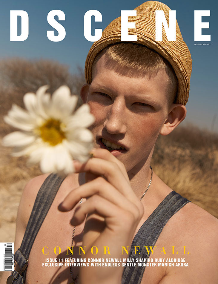 CONNOR NEWALL FOR DSCENE MAGAZINE ISSUE #011
