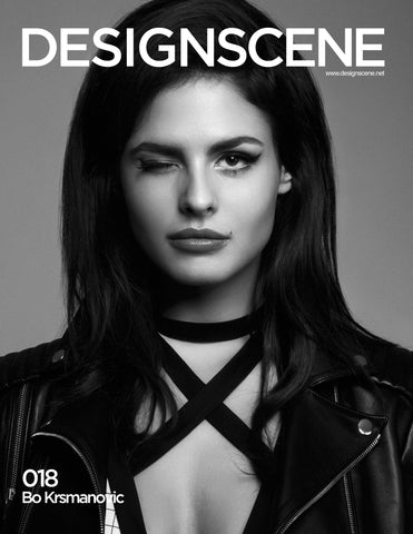 Design SCENE #018 Starring BO KRSMANOVIC Vol. II