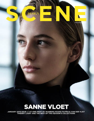 DESIGN SCENE 028 WITH SANNE VLOET - JANUARY 2019 - VOL I
